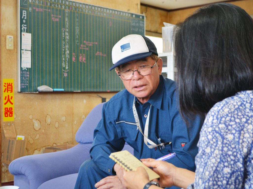 南国きのこ苑 代表取締役 末川 茂文さん