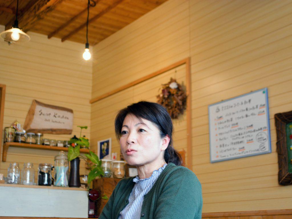 スイートキッチンオーナー 入來 美津子さん