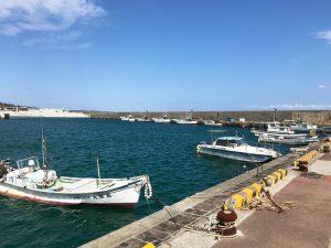 沖永良部島漁港